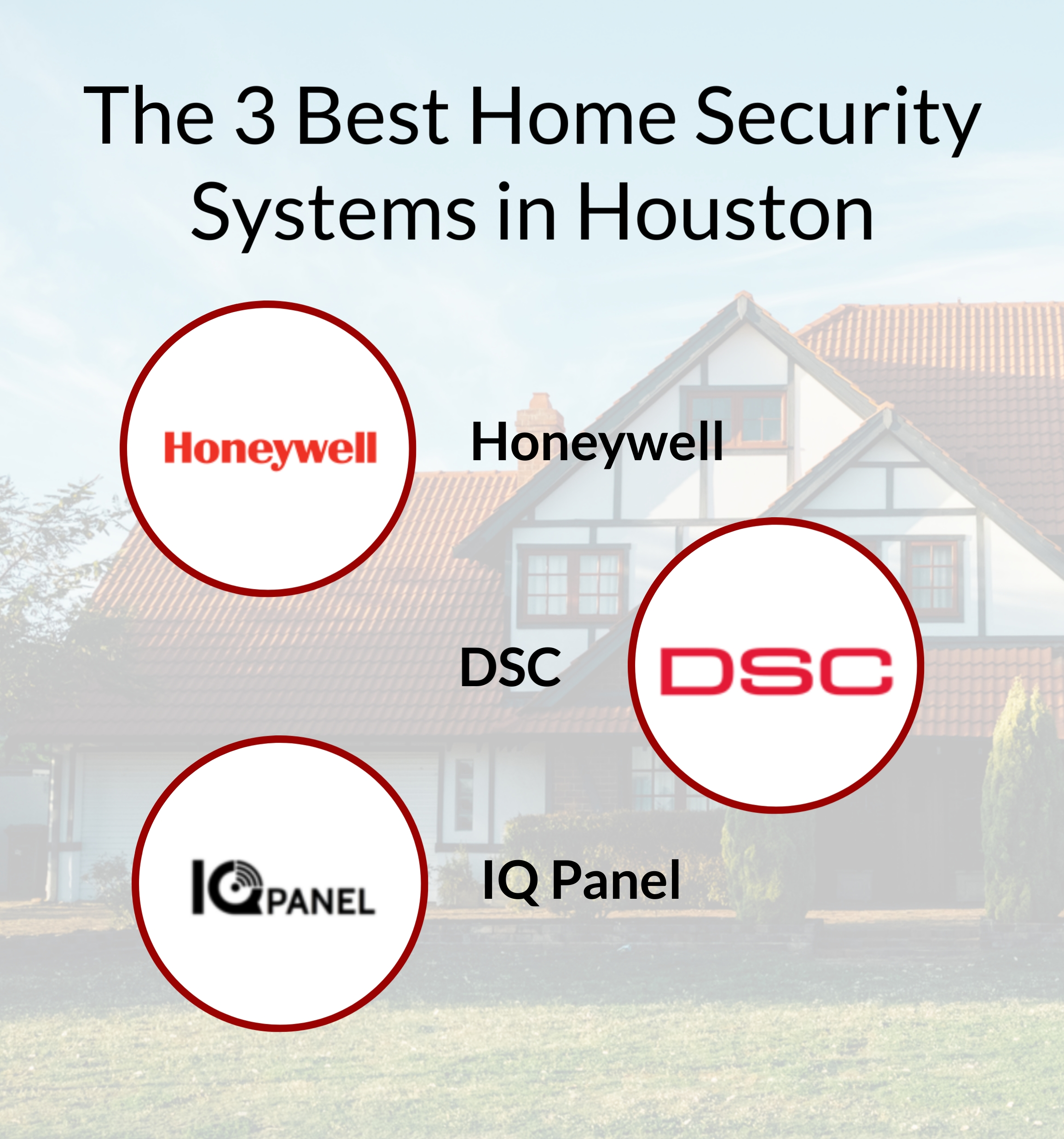 The 3 Best Home Security Systems in Houston, J&K Electronics, Houston