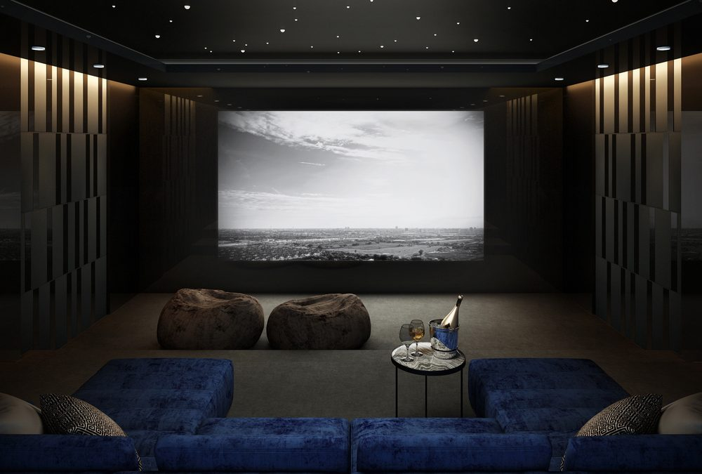 Designing Your Home Theater, J&K Electronics, Houston