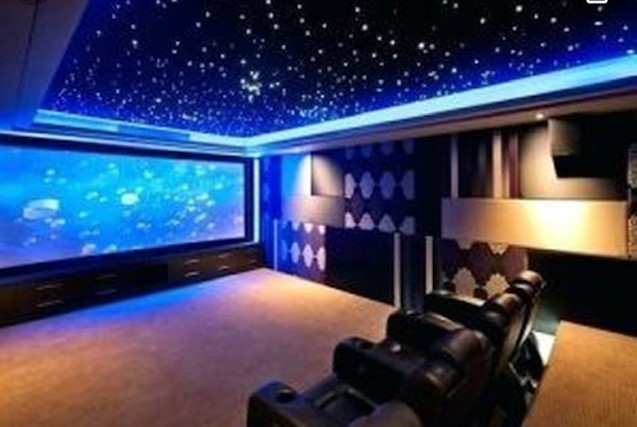 Creating an At-Home Theater Experience with Smart Technology